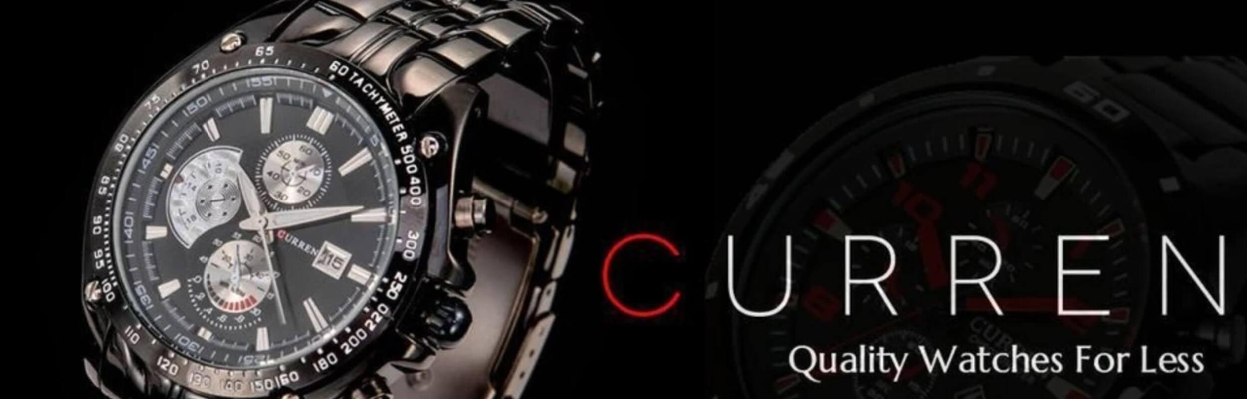 Quien fabrica los relojes Curren