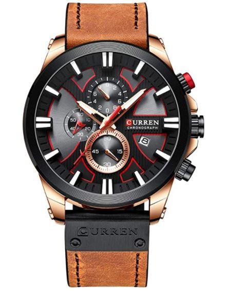 Relojes Curren Chronometer