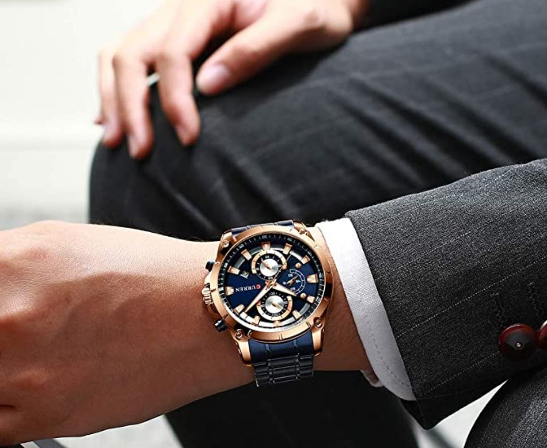 Curren Relojes Hombre
